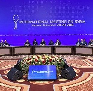 В столице Казахстана начался одиннадцатый раунд переговоров по Сирии