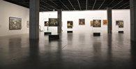 Выставка работ художников из Казахстана в Южной Корее в рамках проекта Фокус Казахстан