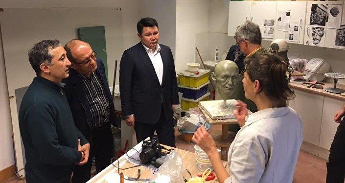 В Венгрии начались работы по реконструкции облика Кейки батыра