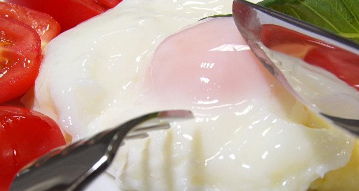 Завтрак аристократов: яйца пашот