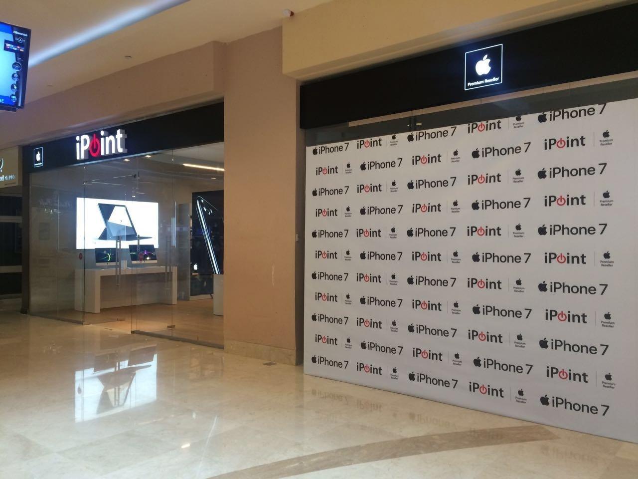 Продажи iPhone 7 в Астане