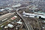 Новая транспортная развязка от проспекта Назарбаева до улицы Жансугурова в Алматы