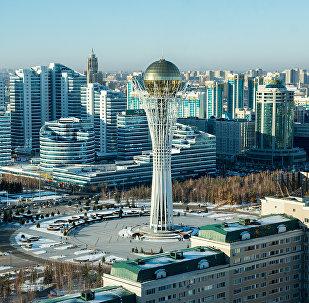 Астана, қала көрінісі