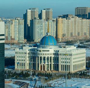 Астана, виды города