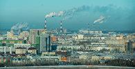 Астана, виды города, архивное фото
