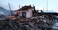 В Костанайской области в частном жилом доме произошел взрыв