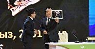 Президент Казахстана Нурсултан Назарбаев поздравил учащихся и педагогов с десятилетием организации образования Назарбаев интеллектуальные школы