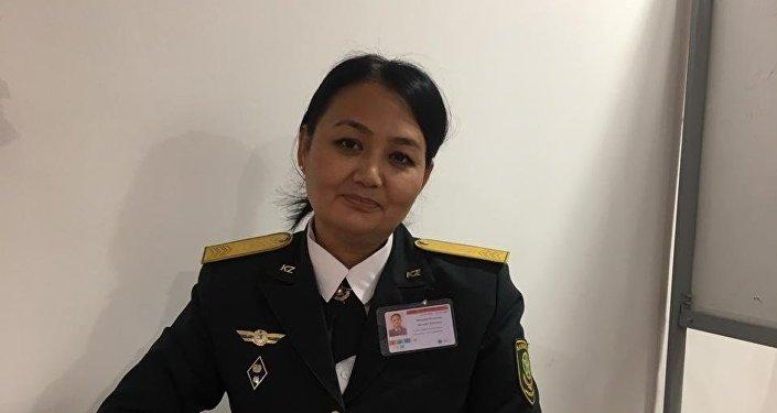 Меруерт Актанова