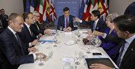 Премьер-министр Испании Педро Санчес на саммите G-20 в Буэнос-Айресе