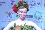 Конкурс красоты среди альбиносов состоялся в Африке