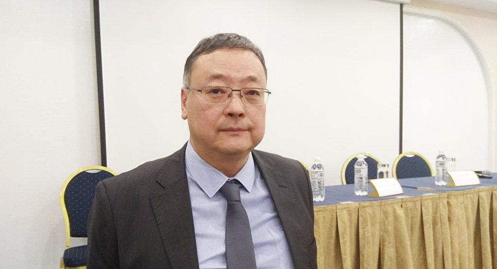 Раимбек Сисемалиев