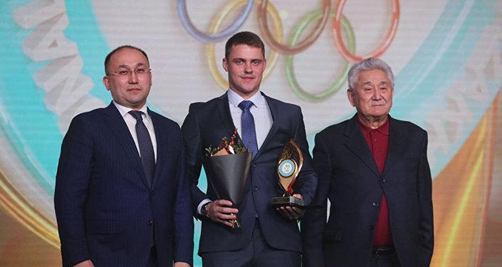 Церемония вручения национальной спортивной премии-2018