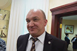 Начальник департамента информационной безопасности КНБ Казахстана Сергей Журавлев