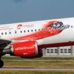 Борт D-ABFO авиакомпании Air Berlin