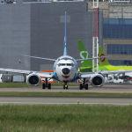 Самолет авиакомпании NordStar