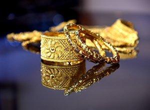 Алтын бұйымдар