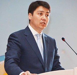Серик Абденов, архивное фото