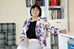 Анна Құдиярова, қазақстандық психоаналитик