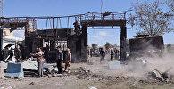 Теракт в иранском Чабахаре