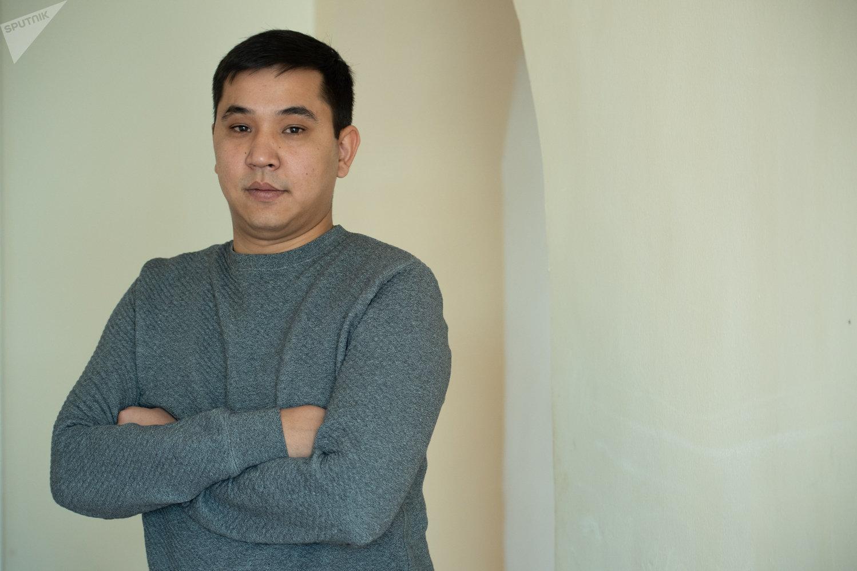 Хамид Жарасов, руководитель дома сестринского ухода