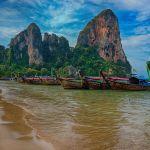 Рейли-Бич, Таиланд