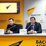 Презентация нового кюя в мультимедийном пресс-центре Sputnik Казахстан