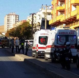 Машины скорой помощи в Турции, архивное фото