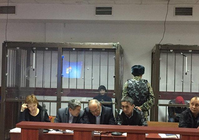 Алматыда Руслан Күлекбаевқа қатысты сот отырысы басталды.