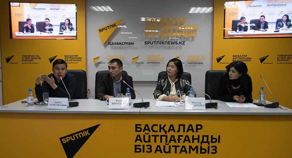 Пресс-конференция, посвященная Международному дню борьбы за ликвидацию нищеты