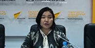 Заместитель постоянного представителя Программы развития ООН Мунхтуя Алтангерел