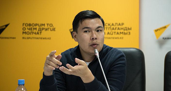 Директор Благотворительного фонда Город добрых сердец Досбол Ахметжанов
