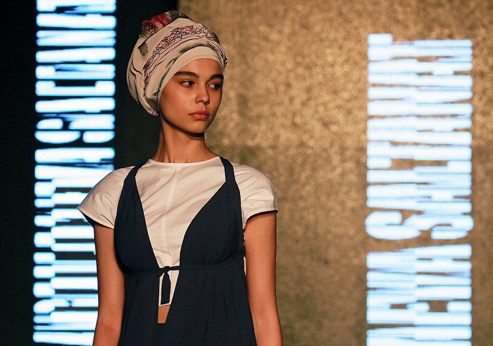 Kazakhstan Fashion Week в Алматы