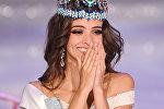 Победительница конкурса красоты Мисс мира - 2018 Ванесса Понсе Де Леон
