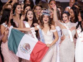 Победительница конкурса Мисс Мира-2018 представительница Мексики Ванесса Понс де Леон