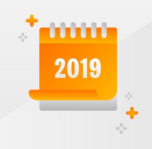 2019 жылғы демалыс және мереке күндерінің күнтізбесі