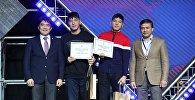 Братья Оралбай - победители в молодежной номинации