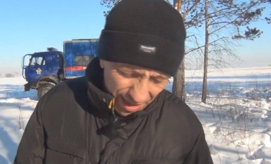 Ангарск маньягі Михаил Попков тергеу тәжірибесі кезінде