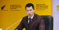 Президент ассоциации грэпплинга Казахстана Канат Алин