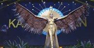 Конкурс национальных костюмов на Мисс Вселенная
