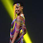 Представительница Кении во время показа национальных костюмов в рамках конкурса Мисс Вселенная 2018 в Таиланде