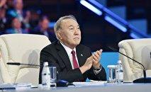 Президент Казахстана Нурсултан Назарбаев принял участие в презентации индустриальных проектов