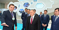 Нұрсұлтан Назарбаев Алтын сапа иегерлерін марапаттады