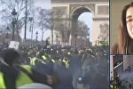 Прямые эфиры Sputnik с протестов во Франции собрали миллионы просмотров