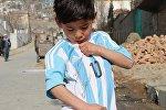 Афганский Месси Муртаза Ахмади