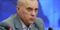 Президент ассоциации ветеранов подразделения Альфа Сергей Гончаров