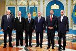 Нұрсұлтан Назарбаев бірнеше мемлекеттің елшісінен сенім грамотасын қабылдады