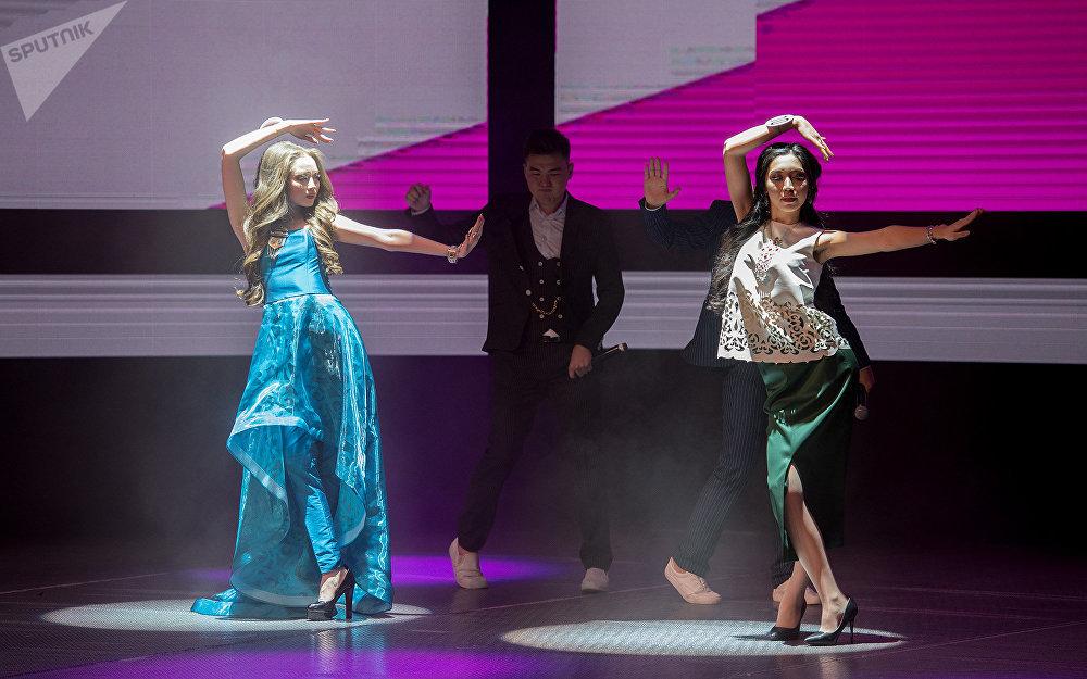 Участницы конкурса Мисс Астана - 2018