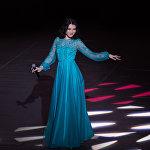 Участница конкурса Мисс Астана - 2018