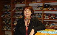 Директор казахстанской туристской ассоциации Рашида Шайкенова