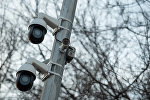 Камеры видеонаблюдения, архивное фото